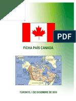 Ficha país Canadá 2010
