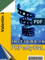 Initiere in PHP & MySQL [Romana]