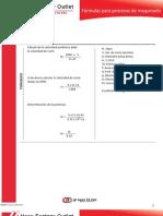Formulas Maquinado[1]