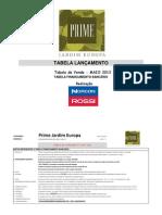 Tabela lançamento_Prime_Mai12
