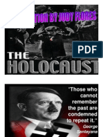 The Holocaust by Judy Flores (Edited by Rosario Mulero)