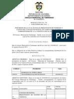 Resolucion_concejo_municipal 004 - Presupuesto Concejo