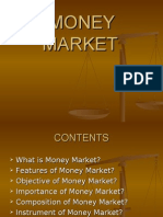 A Ppt on Money Market
