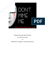 dmm sponsor web package