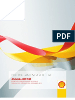 Building an Energy Future Rds(Plc)Ar&Form20-f Yr Ending December 31, 2011
