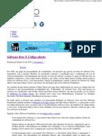 Software livre X Código aberto _ UouInfo