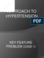 Approach to Hypertension at Primary Care Level