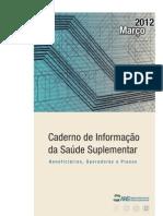 ANS 2012 Mes03 Caderno Informacao