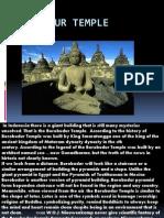 Borobudur Temple History