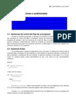5-sentenciasselectivasocondicionales