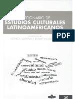 Diccionario de Estudios Culturales La Ti No America Nos Szurmuk Mckee