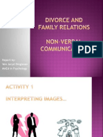 DIVORCE and Family Relations
