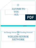 An Energy-Aware QoS Routing Protocol