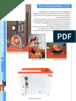 1.1.Banco de Hidraulica y Accesorios F1-10