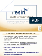 Java EE Servlet/JSP Tutorial Cookbook 2
