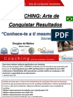 Palestra Coaching Arte de Alcançar Resultados