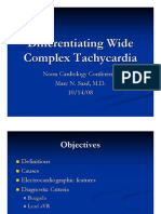 Differentiating Wide Complex Tachycardia_Saad