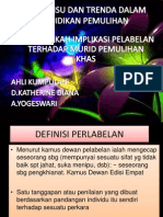 Pkp 3111 Isu Dan Trenda Dalam Pendidikan Pemulihan Tutorial m7
