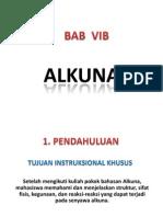 Bab 6b Alkuna