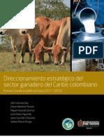 2012 Lombana et al Direccionamiento estratégico del sector ganadero del Caribe colombiano
