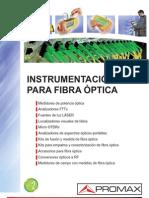 Instrumentacion Para Fibra Optica