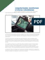 Patrullas Computarizadas en Carreteras Colombianas