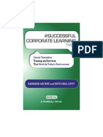 #SUCCESSFUL CORPORATE LEARNING tweet Book04