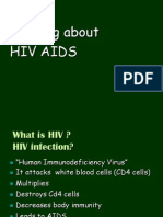 Basics of Hiv and Aids