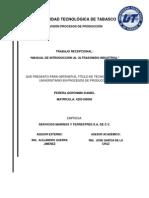 29285450 Manual de Procedimiento de Ensayos No Destructivos Por El Metodo de Ultrasonido