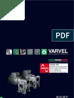 VARVEL RS RT Schneckengetriebe Broschüre 2011 rev02