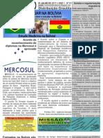 Viver e Estudar na Bolívia 1