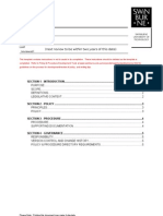 It Policy and Procedure 6