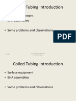 Coiled Tubing Surface Equipment