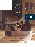 The Handplane Book - Garrett Hack