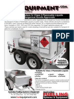 Trailers for Flammable Liquids 0411