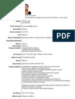 Curriculum Mauricio Campos