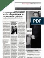 Almería Actualidad, abril 2008