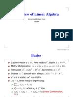 Lin Algebra