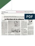 Ideal, Un economista, 2008