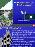 Presentasi Buku Ajar