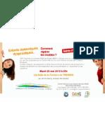 Invitation soirée 22 mai 2012 pdf