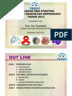 Materi Kosi Dit Kespro 2012 [Compatibility Mode]