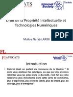 CODIST I ICT Droit Propriete Intellectuelle Technologies Numeriques Laribi Fr
