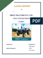 Preet Tractors (ME)