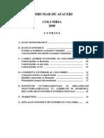Indrumar Afaceri Columbia