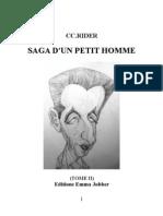 Saga d'Un Petit Homme Second Tome