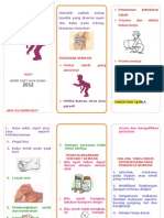 Leaflet Reumatik