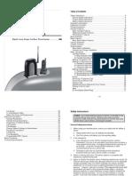 DuraFon 1X Users Manual
