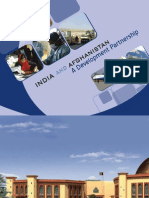 India-Afghanistan Public Diplomacy Division Report