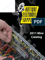 Aes Mini Catalog 2011